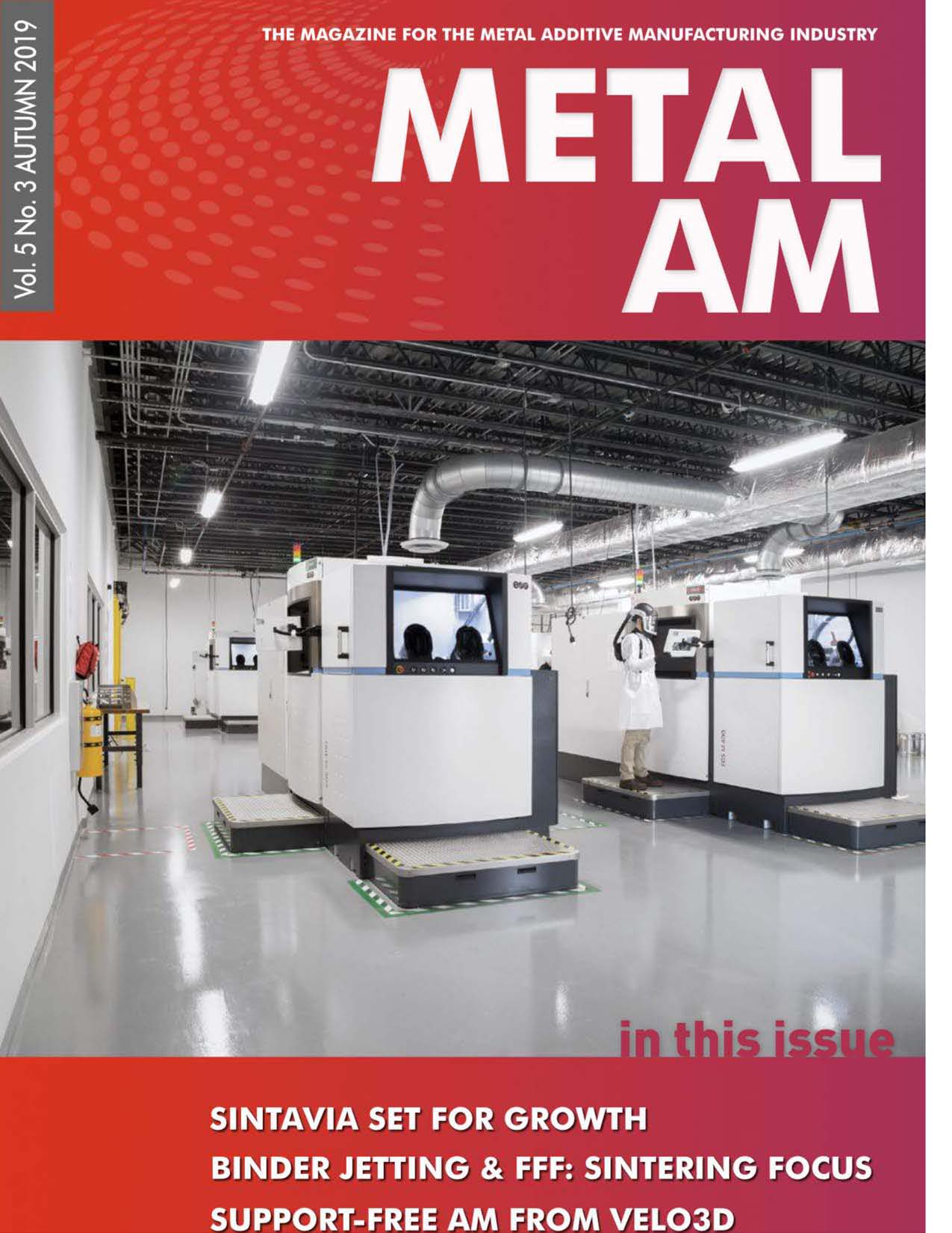 VI Ventures Article on Metal AM cover